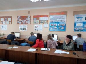 Відкритий урок української літератури