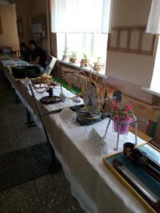 виставка технічної творчості