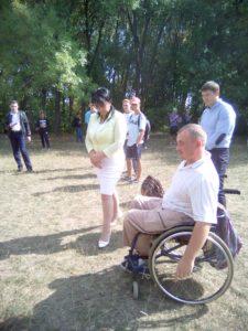 Відкрита спартакіада спортсменів з інвалідністю різних нозологій