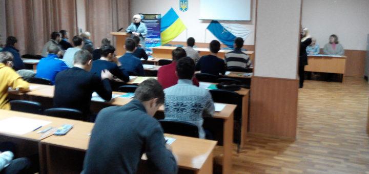 участь у студентській олімпіаді з креслення