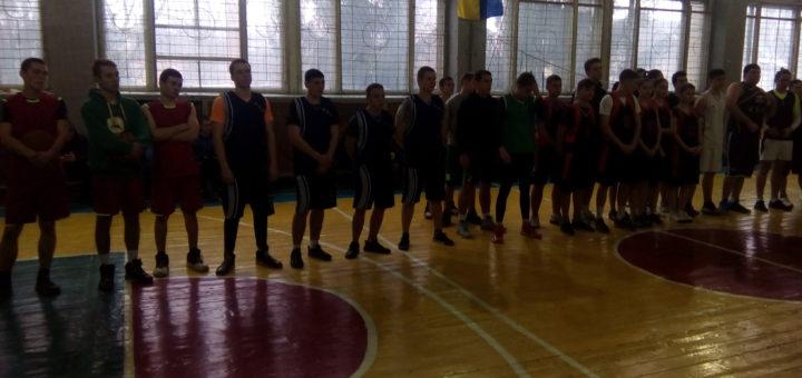 Турнір зі стрітболу на приз пам'яті Є.О. Мошури